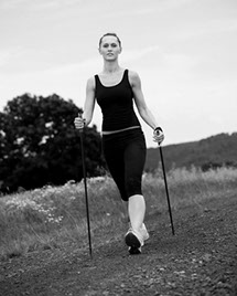 nordic pole walking classes