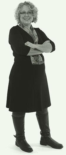 Marguerite Daubney, PT