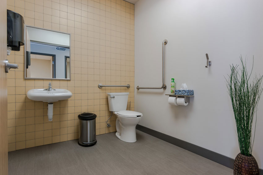 accessible washroom