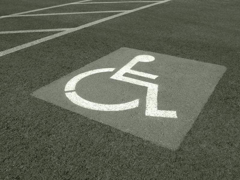 accessible parking permit authorization
