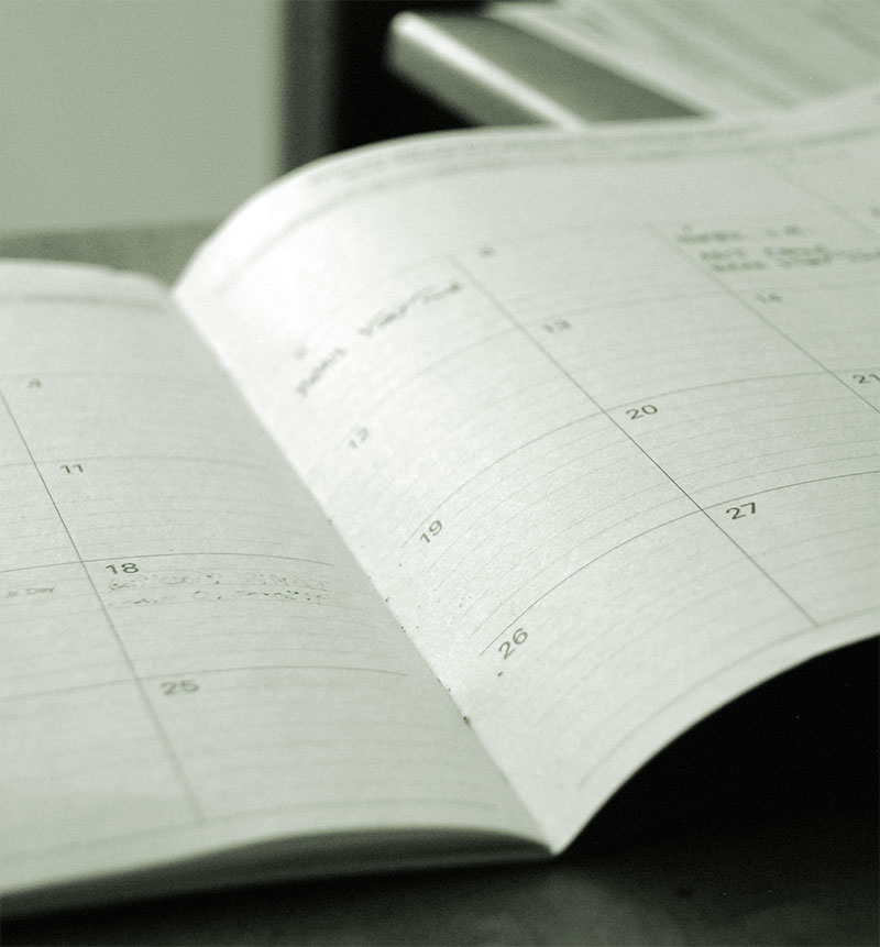 Appointment Calander