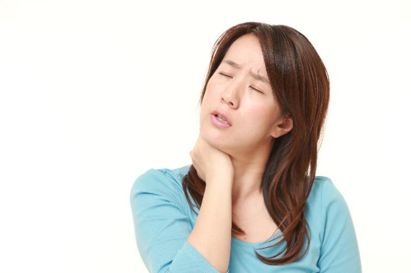 complex regional neck shoulder pain