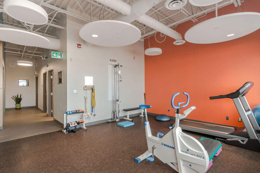 physiotherapy exercise gym