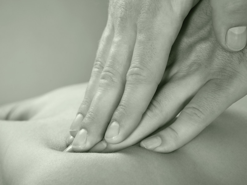 registered massage therapy treatment